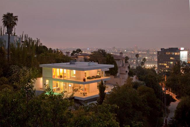 Modern Estate with Panoramic Views - Image 1 - Los Angeles - rentals