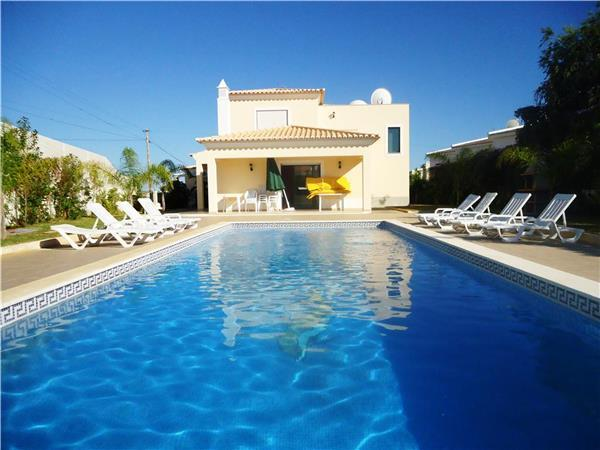 Holiday house for 8 persons, with swimming pool , in Carvoeiro - Image 1 - Carvoeiro - rentals