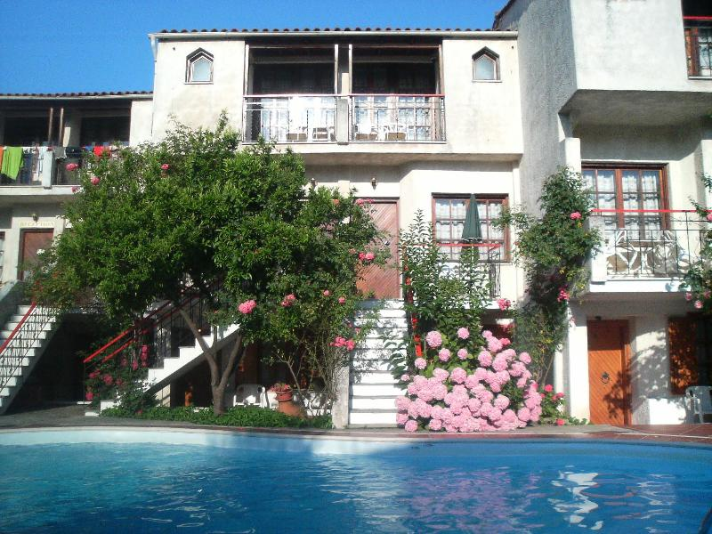Kipos Apartments and pool - Kipos Apartments in Thassos town Greece - Thassos - rentals