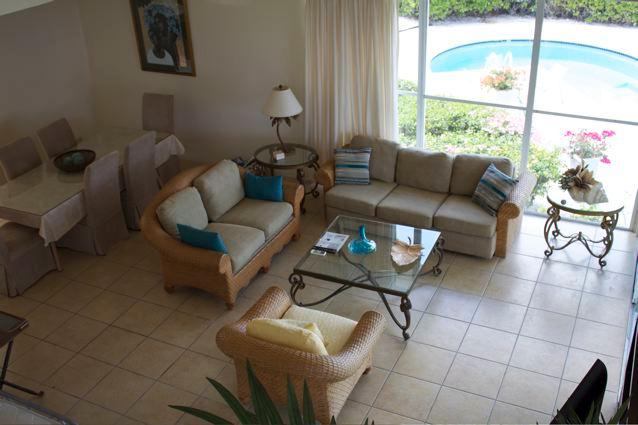 3 b/r Villa on the finest snorkeling reef  7th night free until Nov 1st, 2014 - Image 1 - Leeward - rentals