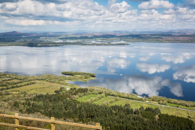 The view over Lough Erne - Lakeside Lodge - Enniskillen - rentals