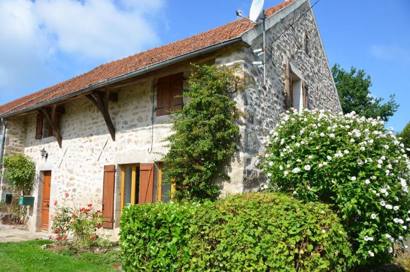 BURGUNDY Traditional stone farmhouse - Image 1 - Saint-Martin-Du-Puy - rentals