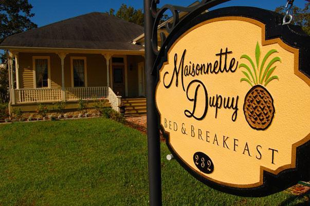 Welcome to Maisonnette Dupuy Bed & Breakfast - 2 bedroom 2 bath historic home in  Marksville, La. - Marksville - rentals