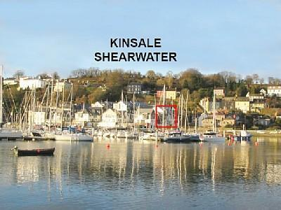 Shearwater from the Bay - Fab Luxury Waterfront Penthouse Duplex - FREE WIFI - Kinsale - rentals