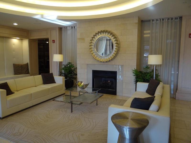 Lobby  - Washington DC ~ Presidential Style!  Fantastic 2BR - Washington DC - rentals