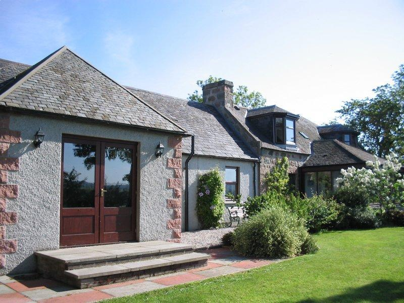 West Wing - West Wing Gight Farmhouse - Inverurie - rentals