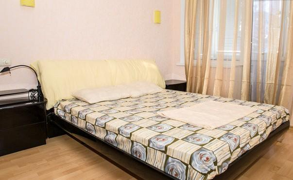 Cozy Bedroom of Kharkov apartment Olminskogo Str.  - 1-bedroom Kharkov apartment right in downtown - Kharkiv - rentals