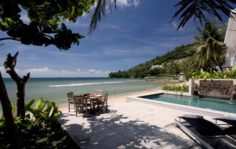 9 Bedroom Absolute Beachfront Luxury Villa, Patong - Image 1 - Patong - rentals