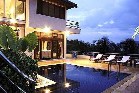 Luxurious 5 Bedroom Pool Villa, Patong PC Included - Image 1 - Patong - rentals