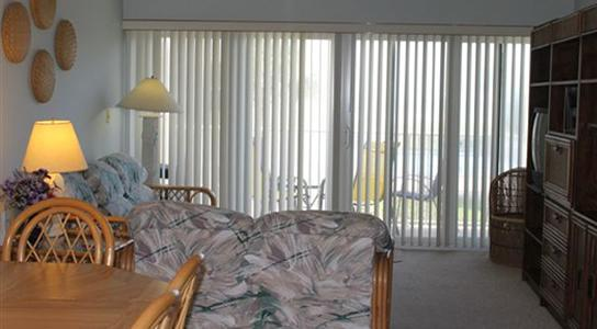 2 bedroom condo, oceanviews - Pier Point South 32 - Image 1 - Saint Augustine - rentals