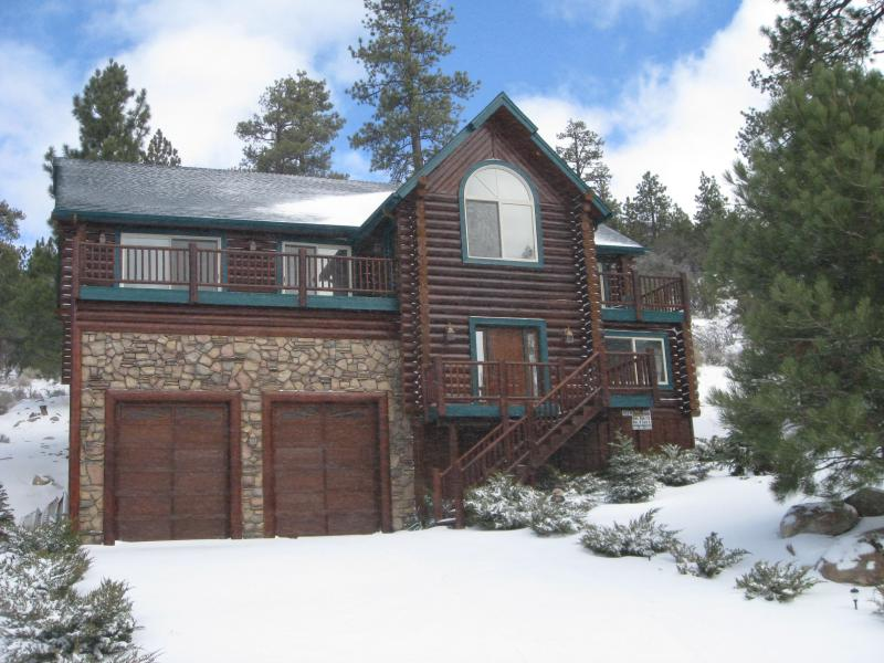 Luxurious Log Cabin for Awesome Family Getaway - Image 1 - Big Bear Lake - rentals
