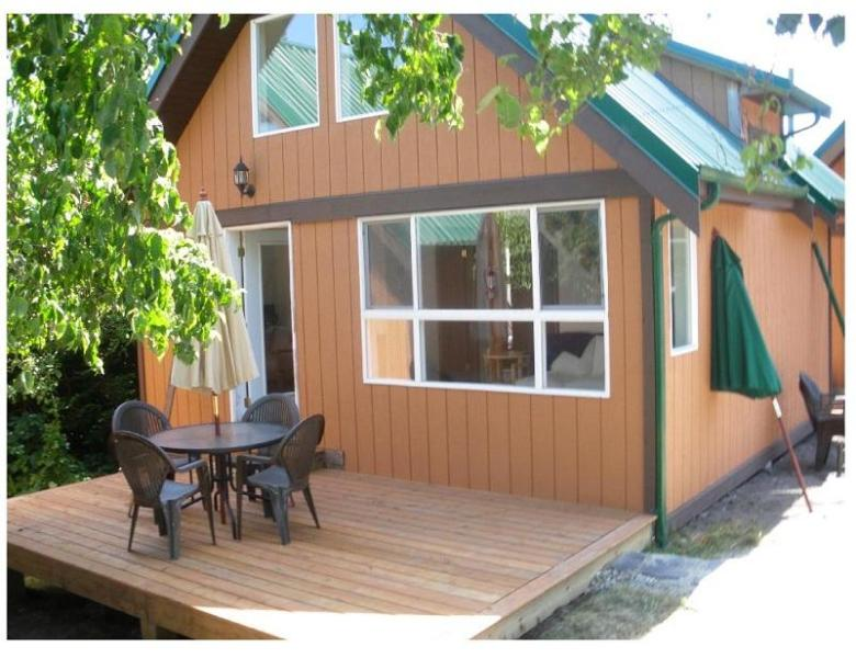 The Eagle Cottage - Bed n Boat Cottages - Sechelt - rentals