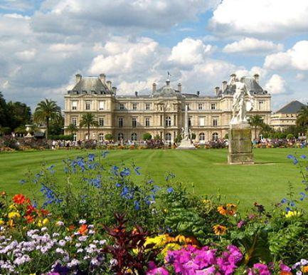 Luxembourg garden, 2 minutes from apartment - Lux Penthouse Apt Bd StGermain Luxembourg Pantheon - 6th Arrondissement Luxembourg - rentals