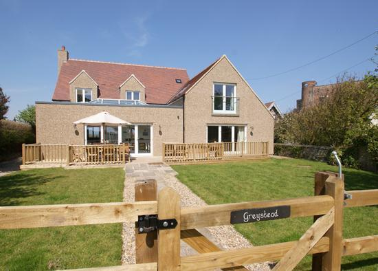 House Exterior - Greystead Holiday Cottage - Bamburgh - rentals