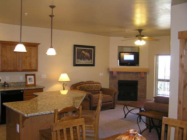 Interior - Luxury 3BR 2BA Mountain Park City Condo - Park City - rentals