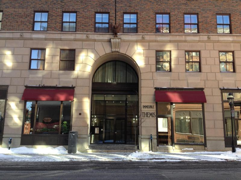 Building facade - ALL INCLUDED – MONTREAL OLD PORT/DOWNTOWN - Montreal - rentals