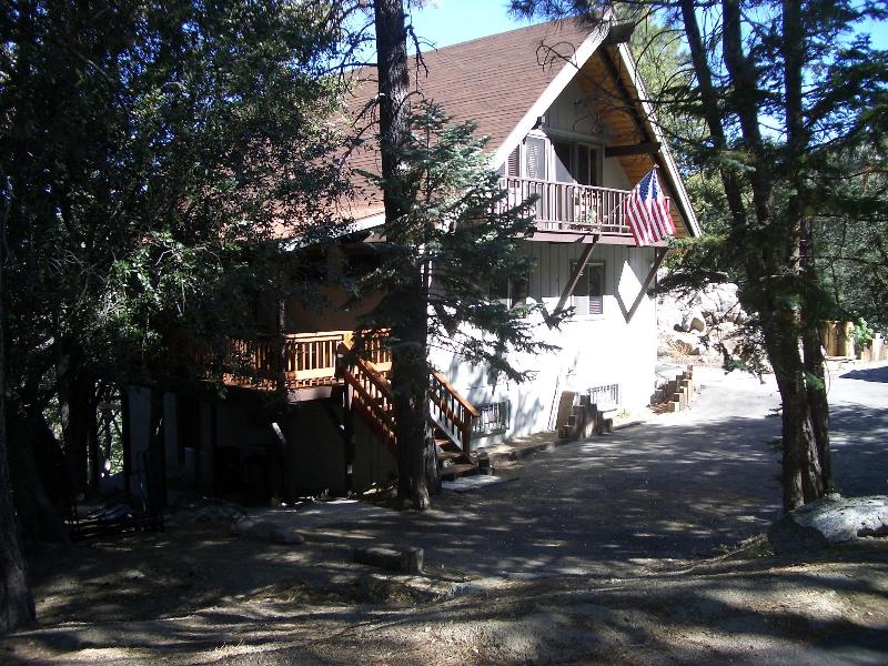 Cabin in the Mountains - Mountain area in a private communityof So. Calif. - Idyllwild - rentals
