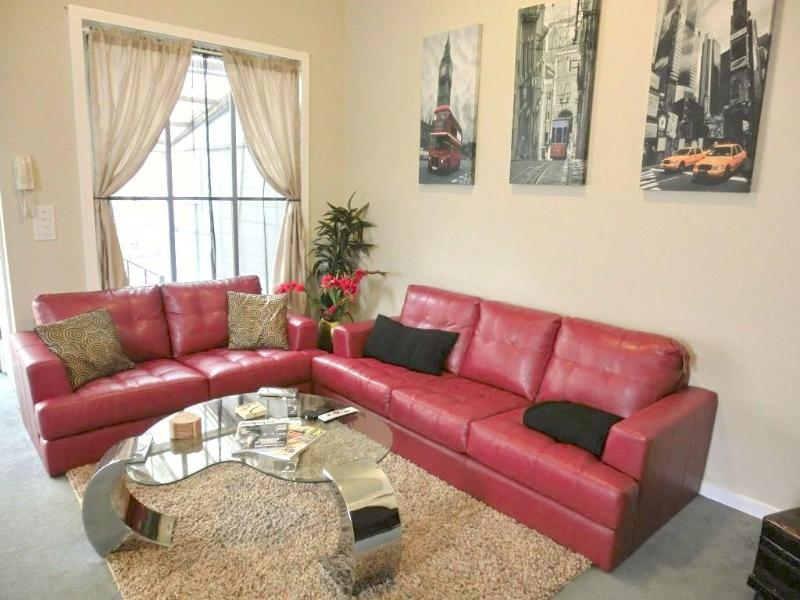 Sitting area in Living Room - Lovely APT in UNIQUE Location*central NORTH BEACH - San Francisco - rentals