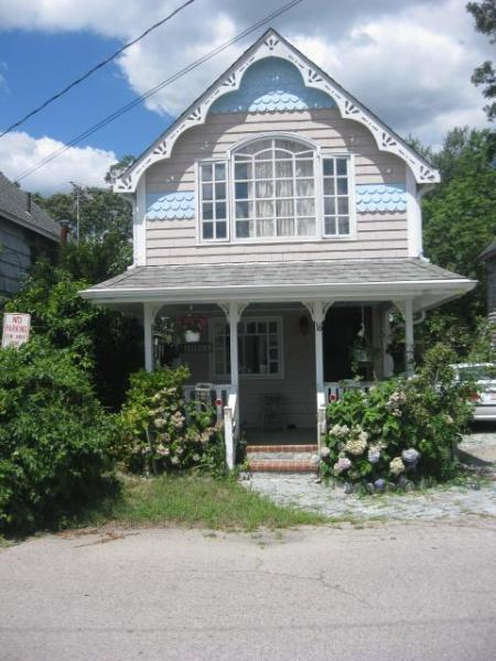 The Pink House in Onset - Image 1 - Onset - rentals