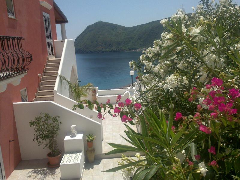Lipari - Villas with 4 apartments with sea view - Image 1 - Sicily - rentals