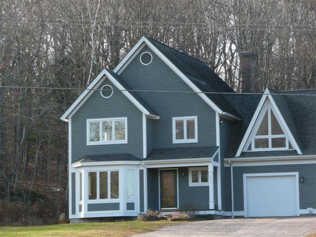 Front of Townhouse - Just 4 minutes from#1 Smuggler's Notch Ski Resort - Cuttingsville - rentals