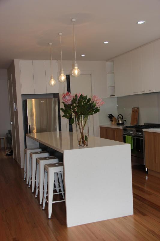 Gourmet Kitchen  - 3 bedroom luxury townhouse situated Barwon Heads. - Barwon Heads - rentals