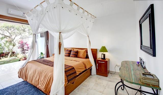 bedroom - Affordable 2 bedroom villa in Seminyak Island C - Seminyak - rentals