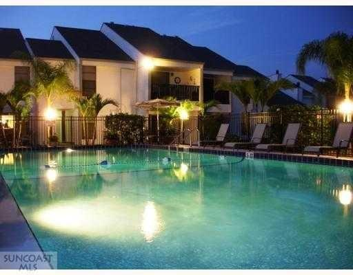 Condo pool - The Palms of Tarpon Springs - Tarpon Springs - rentals