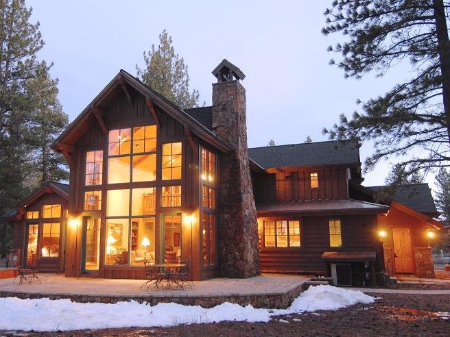 Craftsman Style Home @ Old Greenwood + Club Access - Image 1 - Truckee - rentals