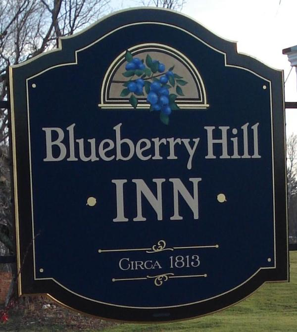 Blueberry Hill Inn Bed and Breakfast - Image 1 - Goshen - rentals