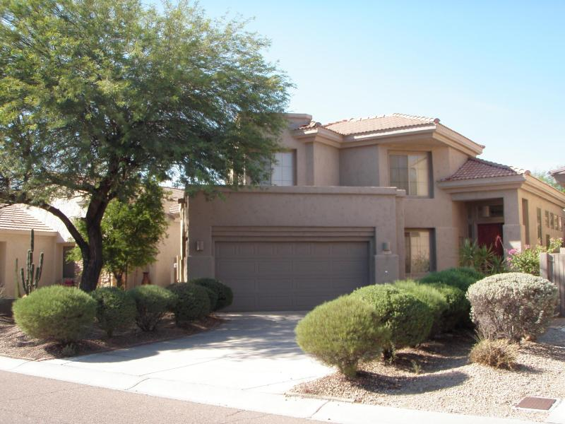 Front of Home - North Scottsdale Golf Oasis - Scottsdale - rentals