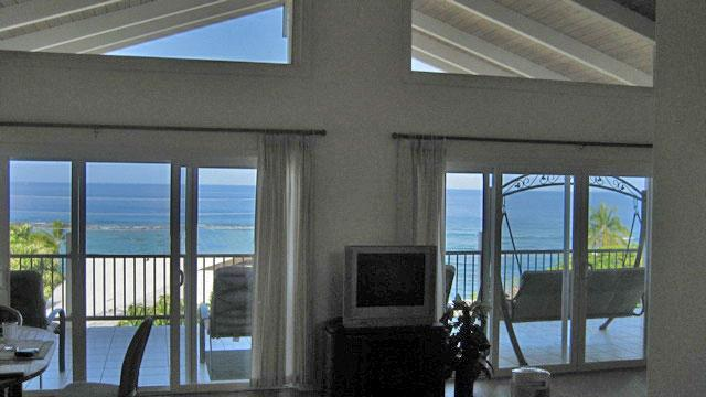 Top Floor - Kahaluu Beach Holmes - 300 Ft to the Beach - Keauhou - rentals