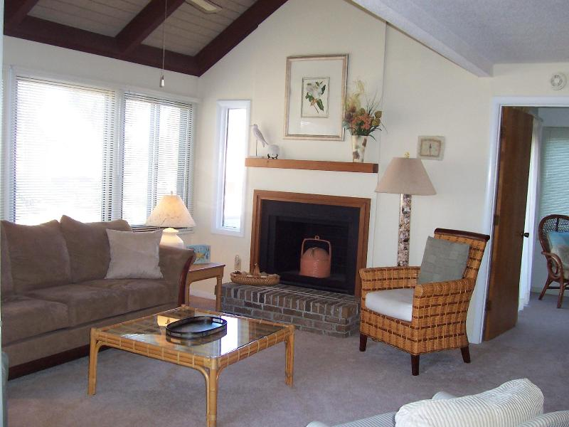 Livingroom - Seabrook/Charleston, rated #1 vacation destination - Seabrook Island - rentals