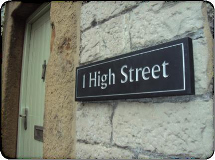 Where we are - Cosy cottage for 2-3 in lovely Tideswell village - Tideswell - rentals