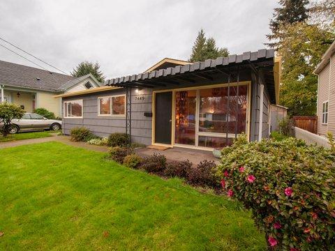 The Front of the House - 3 bedroom house, fully equipped, in North Portland - Portland - rentals