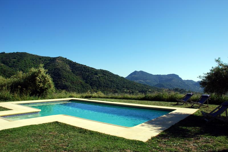Private Pool - Finca Cielo Ancho - Gaucin - rentals