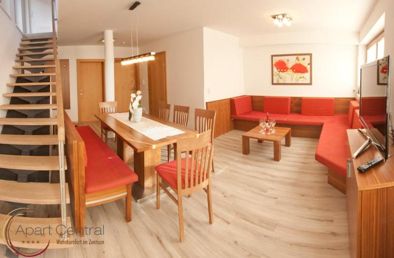 135m² penthouse, 30m next to the skilift - Image 1 - Mayrhofen - rentals