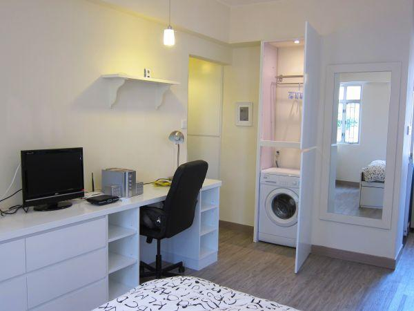 Deluxe SOHO Studio w Washer/Dryer, Sheung Wan - Image 1 - Hong Kong - rentals