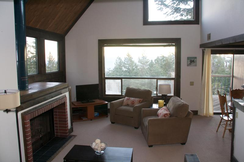 Beautiful views! Walk to the Lift - Image 1 - Stateline - rentals