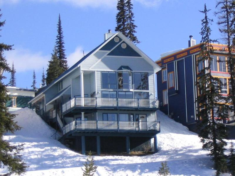 The House - The View, Silver Star Mountain, B.C. Canada - Silver Star Mountain - rentals
