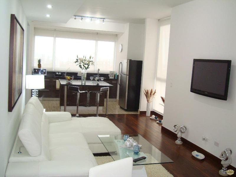 Living room - Amazing City Center apartment for rent Panamá - Panama City - rentals