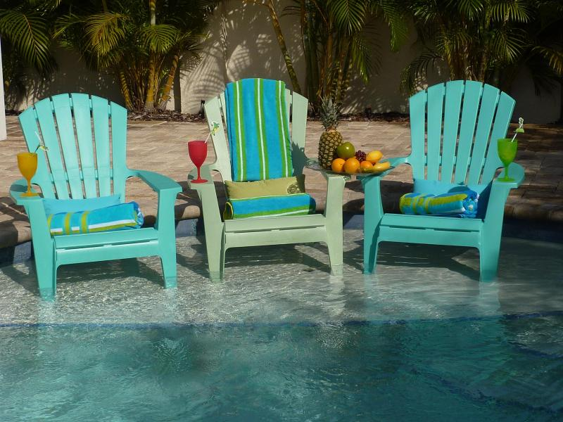 "Mermaid Anna Maria Island - ANNA MARIA ISLAND  ""MERMAID""  3bed/3 bath Pool - Holmes Beach - rentals"