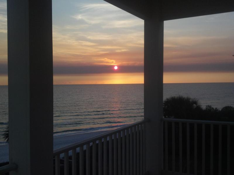 Beachfront 5 Bedroom Home on Beautiful 30A - Image 1 - Panama City Beach - rentals