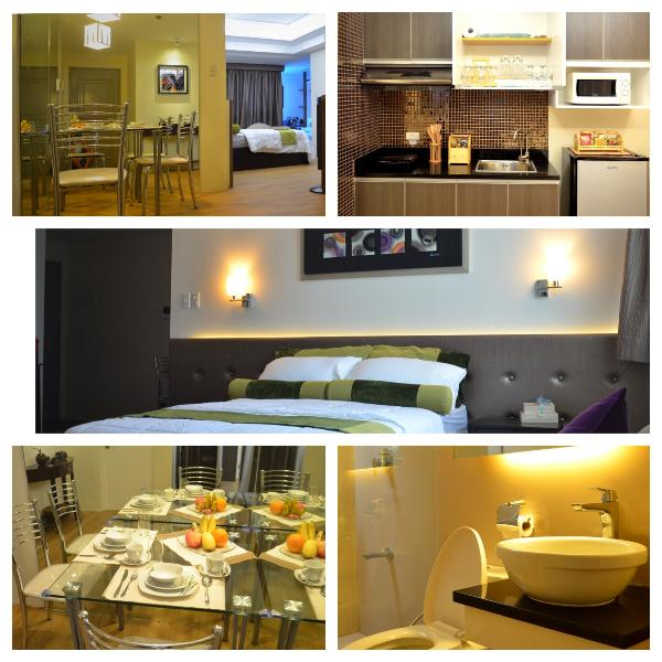 Luxury yet simple and functional. - Best Luxury Studio at BSA Twin Towers (3 months min) - Pasig - rentals