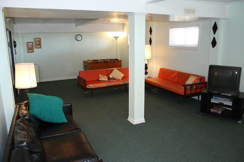 Game Room - Oceanfront Paradise for Your Family & Friends - Holden Beach - rentals