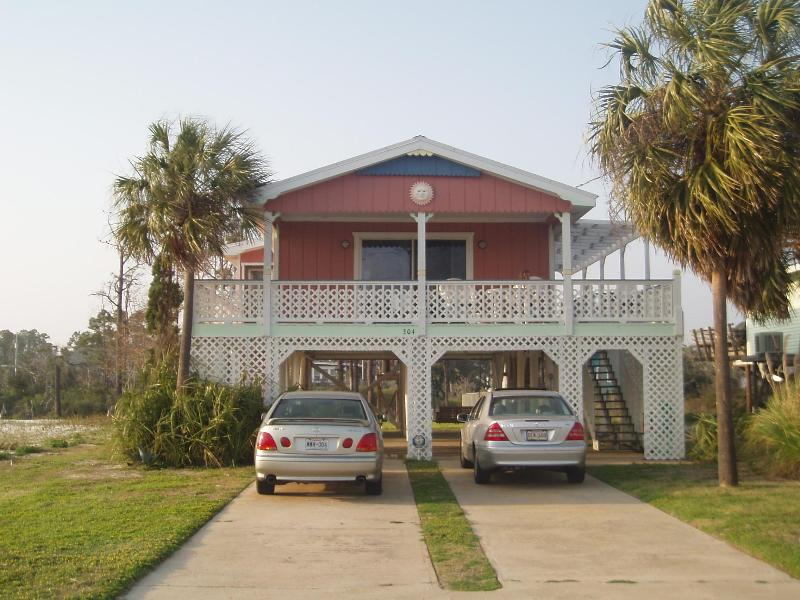 "FRONT VIEW - ""The Front Porch""  Gulf View  Wrap-a-round Balcony - Gulf Shores - rentals"
