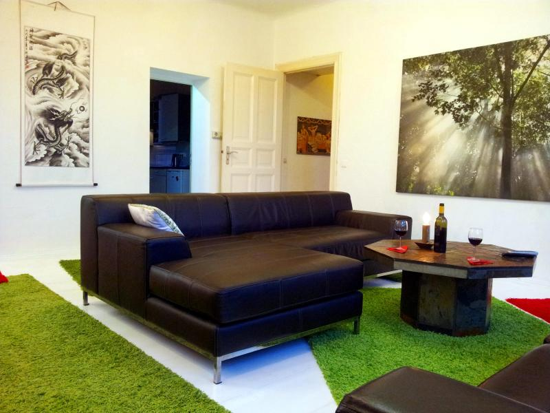 Living Room - Generously And Lovely Furnished 4-Room-Apartment - Berlin - rentals