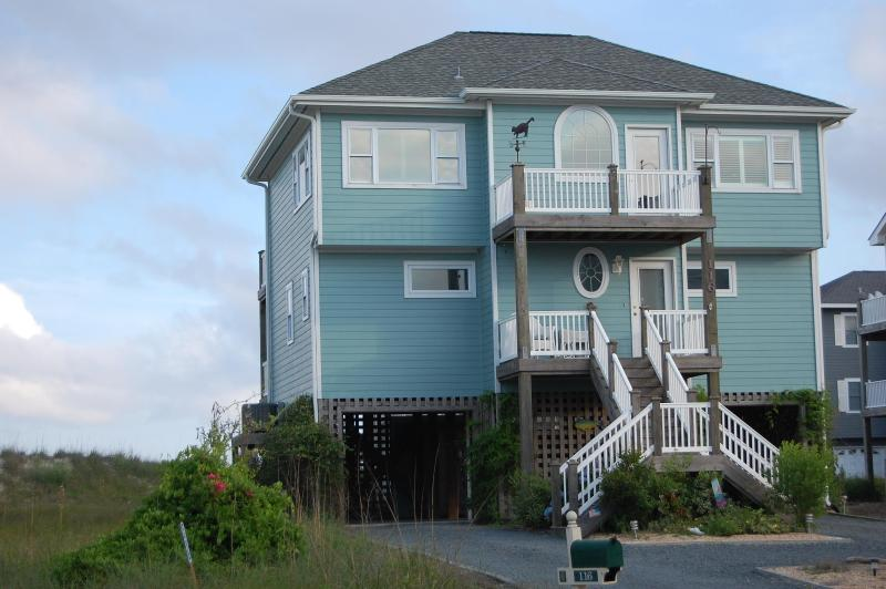 Welcome To Topsail Time - Oceanfront In Prestige Neighborhood With Pool - North Topsail Beach - rentals
