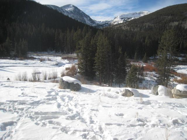 View of Mt Quandary from front door! - Gorgeous views, affordable, close to Breckenridge! - Blue River - rentals