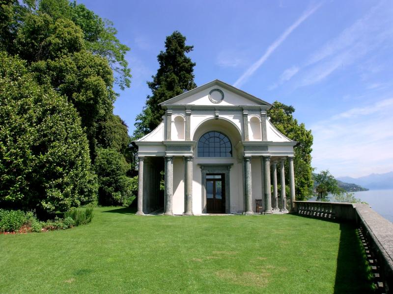 Historic Lakefront Villa San Remigio - beach & SPA - Image 1 - Verbania - rentals